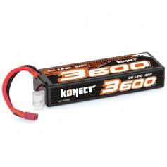 Lipo 11,1V 3600 mah 30C 3S Konect