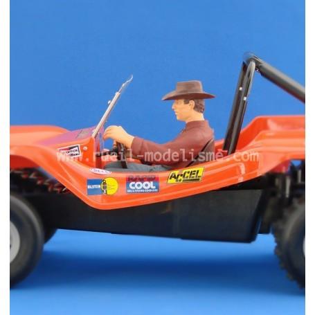 Pilote 1/10e Sand Rover 0005141 Tamiya