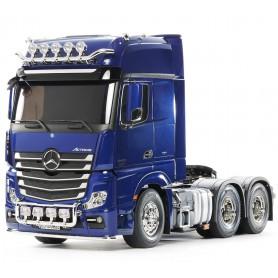 Actros 3363 6x4 Mercedes  Pearl Blue edition 56354 Tamiya
