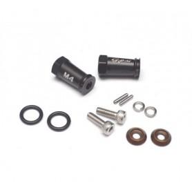 Elargisseurs de roues +27mm SCX2010/27mm GPM