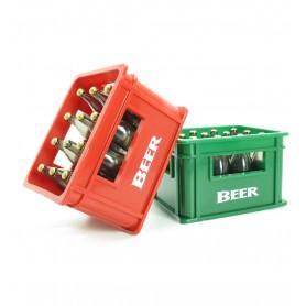 Caisses de bières par 2