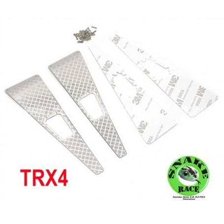 Plaque de décor ailes AV TRX4 020 Snake Race