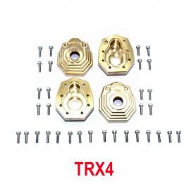 Carters de démultiplicateur TRX4 TRX4021AX/2-OC GPM Racing