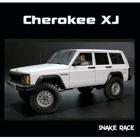 Carrosserie Cherokee XJ  Snake Race
