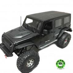 Carrosserie Jeep Wrangler JK 4 portes 1/10e