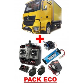 Mercedes Actros 1843 140435 H. Hobby PACK ECO