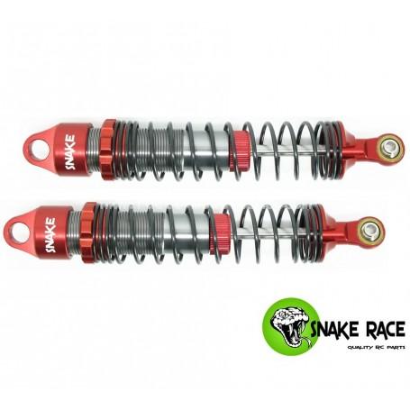 Amortisseurs alu. 100mm 0122 Snake Race