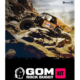 GOM Rock Buggy GR01 en kit  GM56000 GMade