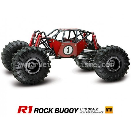 R1 Rock Buggy  RTR GM51011 GMade