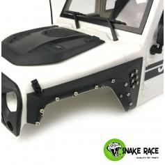 Extensions d'ailes pour Jeep JK 17212 Snake Race