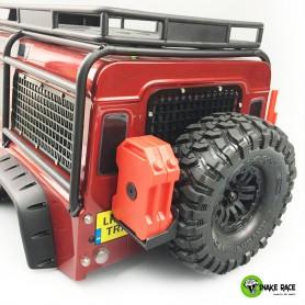 Grilles de protection TRX4 D90 D110 17162 Snake Race