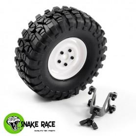 Roue de secours avec support 063WST Snake Race