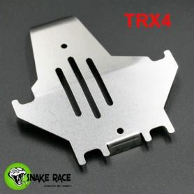 Skid central en alu TRX4 17030 Snake Race