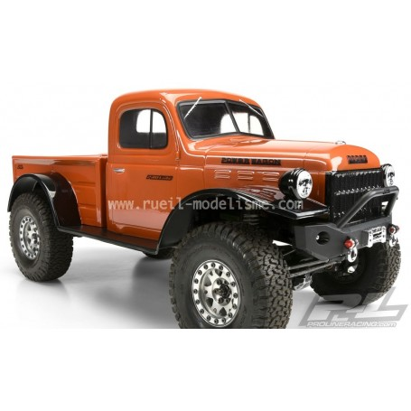 Carrosserie POWER WAGON 1/10e PL3499-00 Proline
