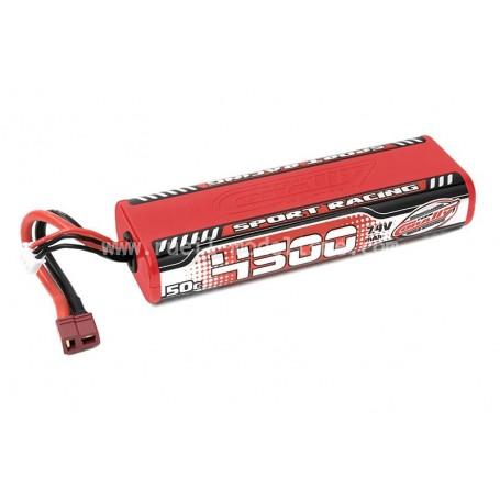 Lipo 7,4V 4500 mah 50C 2S 49440 Corally