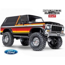 TRX4 Crawler BRONCO Ranger XLT sunset RTR TRX8046-4 Traxxas