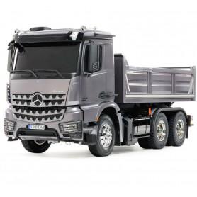 Mercedes Benz Arocs 3348 - 6x4 Tipper Truck 56357 Tamiya