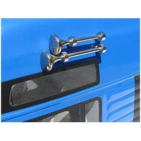 Kit klaxon court/long en métal 68640 Truck Tech