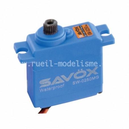 Micro servo digital SW-0250MG 5kg SAVÖX