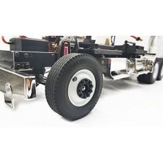 Jantes AV acier camions 15462 Truck Tech
