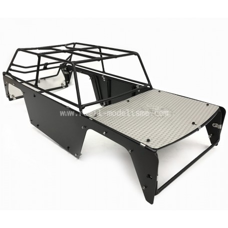 Roll cage pour SCX10 Snake race