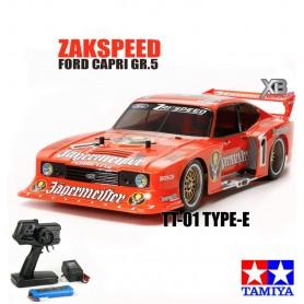 XB Zakspeed Capri Gr.5  TT01E  57873 Tamiya