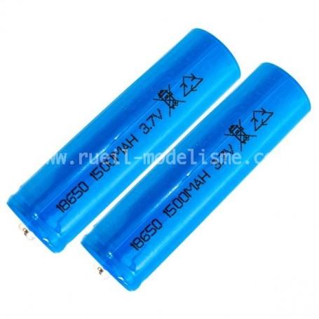 Batteries 3,7V 1500 mah FTX-MT4-24 Funteck