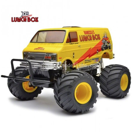 XB Lunch Box 57749 Tamiya