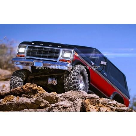 Kit éclairage Bronco TRX4 8035 Traxxas