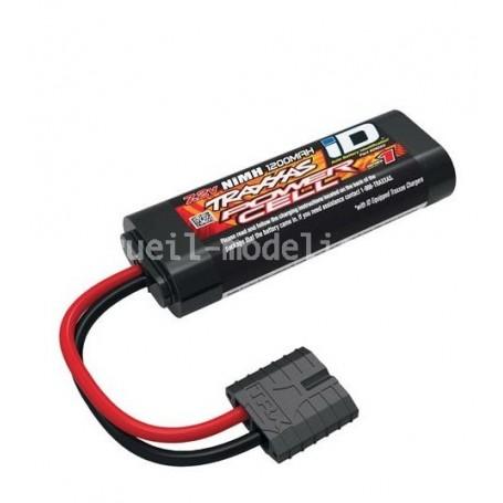Batterie 7.2V 1200 mah ID 2925X Traxxas
