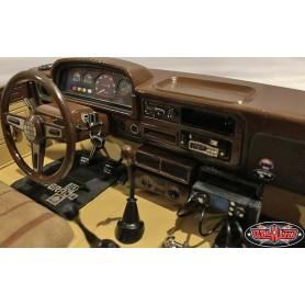 Intérieur de carrosserie 1/10e Trail Finder Z-B0173 RC4WD