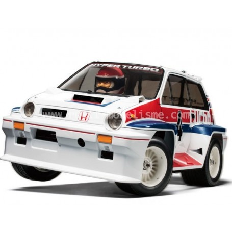 Honda City Turbo  WR02G 58611 Tamiya