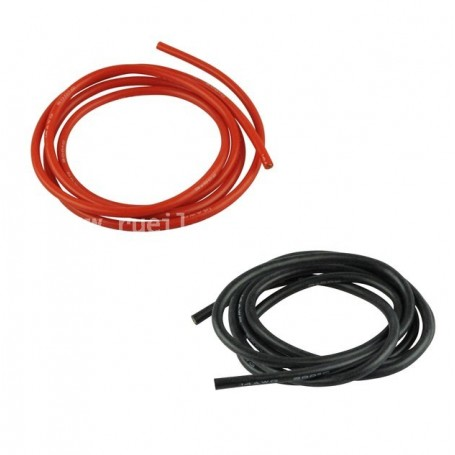 Fil silicone 1,02 mm gauge 18 78419 Topcad