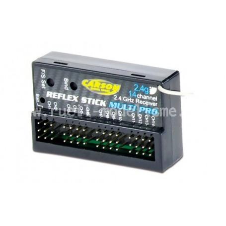 Récepteur 14 voies Reflex Multi Pro 500501540 Carson