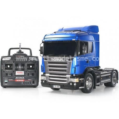Scania R620 6x4 highline 56323 Tamiya PACK MULTI