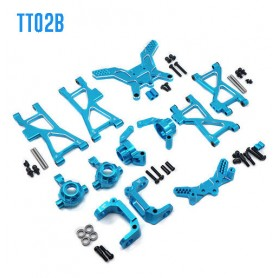 Kit conversion TT02B Tamiya TATT-S01BU Yeah Racing