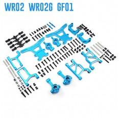 Kit conversion WR02 GF01 Tamiya TAWR-S01 Yeah Racing