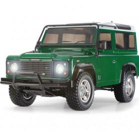 Land Rover Defender 90  CC01 58657 Tamiya