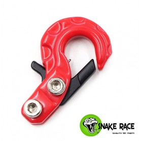 Crochet de remorquage rouge 572 Snake Race