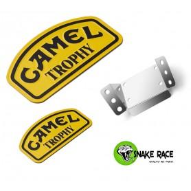 Plaques Camel Trophy 0520 Snake Race
