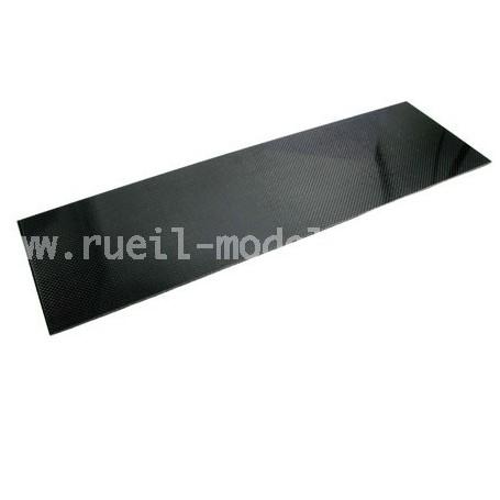 Plaque en carbone 2mm 73200 Topcad