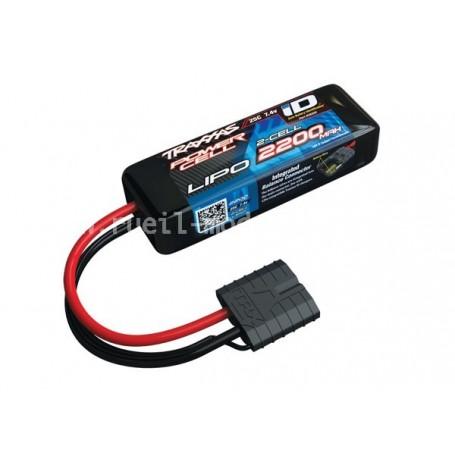 Batterie 7.4V 2200 mah ID LIPO 2820X Traxxas