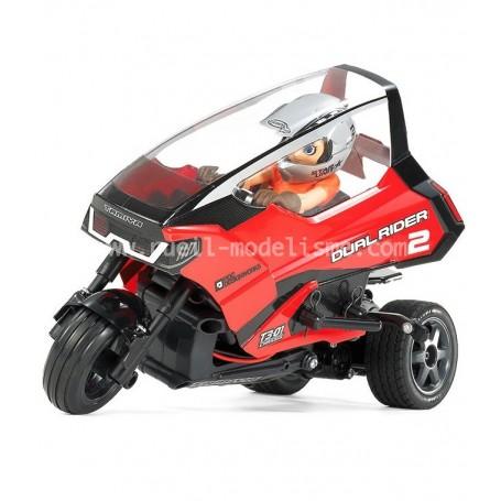 Dual Rider 2 T301 57407 Tamiya