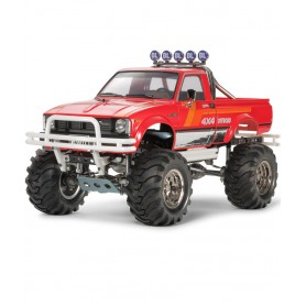 Toyota 4x4 Pick‐Up Mountain Rider 47394 Tamiya