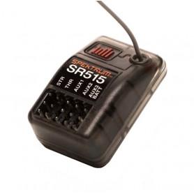 Récepteur SR515 4 voies DSMR SPMSR515 Spektrum