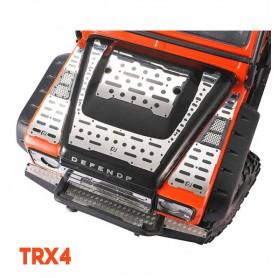 Plaques de décor capot TRX4 D110 DJC-0663 Team DC