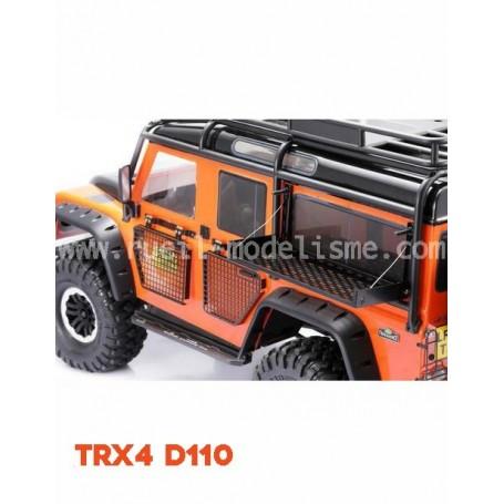 Table de camping TRX4 D110 DJC-0619 Team DC