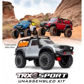 TRX4 Crawler en kit TRX82010-4 Traxxas