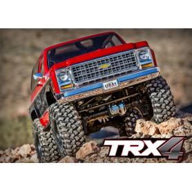 TRX4 CHEVROLET BLAZER K5 RTR 82076-4-red Traxxas