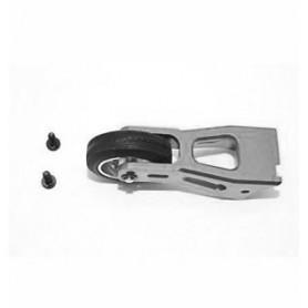 Roulette arrière Lunch Box alu. LB333R-GS GPM